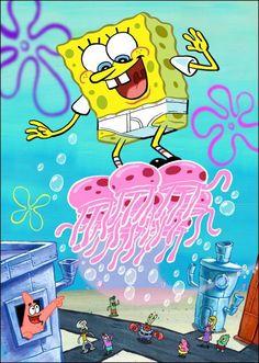 #SpongeBob #SquarePants.