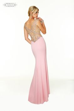 Mori Lee Paparazzi Prom Dress - Style 97053 - Available in Pink & Blue Topaz -http://www.pandorasprom.co.uk/