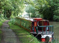 Narrowboat #Narrowboat #Holiday #Boats