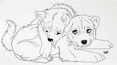 Wild Wolf Coloring Pages - Bing Images