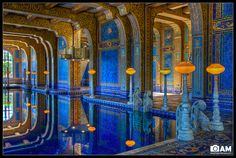 Hearst Castle, Indoor Pool