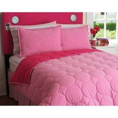 pink twin bedding - Google Search