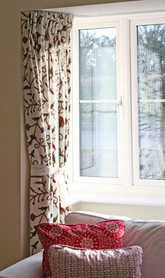 Mythos Crewelwork Curtain - anthropologie.com | dining | Pinterest ...