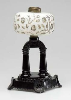 Dalzell Gilmore & Leighton Onyx lamp sold for $17,250.00 last year.