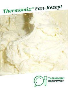 Milchmädchen Buttercreme von Jagga. Ein Thermomix ® Rezept aus der Kategorie Backen süß auf www.rezeptwelt.de, der Thermomix ® Community.