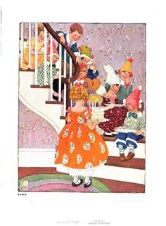 Gertrude Alice Kay / Adventures in my street