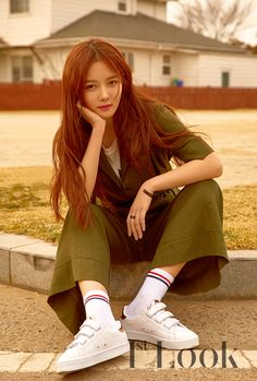 A FINE DAY - 1st Look Korea Kim Yoojung