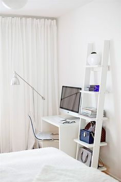 Crear una zona de trabajo en casa: ideas y soluciones decorativas