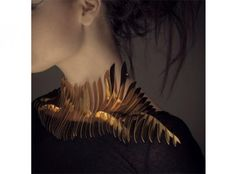 Rayya Morcos neckpiece