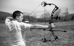 Bow Stabilizers – Do They Really Work? And Are They Necessary for Hunting? Bow Stabilizer, Shooting Targets, Target Practice, Bow Hunting, Archery, Hunger Games, Camping, Adventure, Bow Arrows