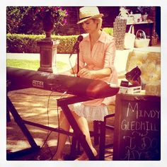 "Mindy Gledhill .....Loving her songs especially ""Whole Wide World""!!!"