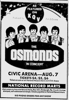 .The Osmonds
