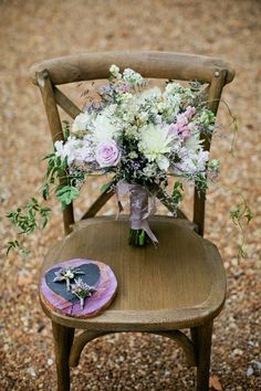 Real #wedding inspiration - Candi and Christopher - outdoor wedding ideas - flower arches - photography: Kristyn Hogan - see more here: http://www.weddingandweddingflowers.co.uk/article/1231/real-wedding-inspiration-candi-and-christopher