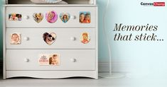 Turn your favorite photos into customized magnets! Relive fun memories or even showcase artwork that your child created. Our photo magnets even come in handy for promoting your business. Create a photo magnet that will last for years to come. Choose from multiple shape and material options to give your magnet the perfect look. Get started and customize yours today!