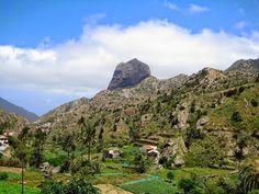 Vallehermoso - La Gomera - Canary Island - Spain