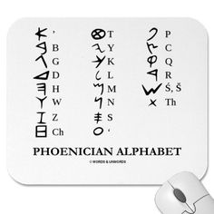 phoenician alphabet translation to english - DriverLayer ...