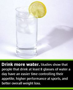 Water and lemon squeezed together always gives added energy boost. http://www.shapeyourowndestiny.com/