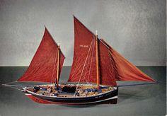 Ship B Postcard Scottish Zulu Fishing Boat 050 | eBay