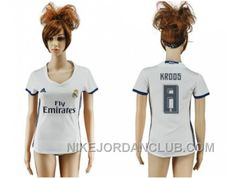 http://www.nikejordanclub.com/womens-real-madrid-8-kroos-home-soccer-club-jersey-mttis.html WOMEN'S REAL MADRID #8 KROOS HOME SOCCER CLUB JERSEY MTTIS Only $20.00 , Free Shipping!
