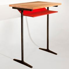 :: Standing Desks by Stoller Works :: design for kids and the home