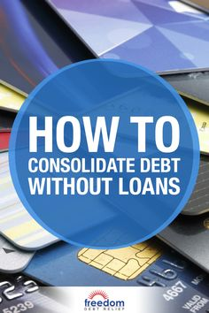 Searching for a way to take on credit card debt without resorting to loans? Freedom Debt Relief is here to show you how you could do just that.