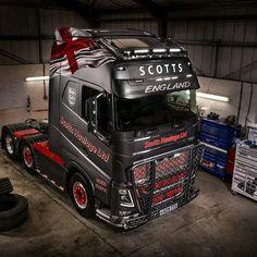 Big Rig Trucks, Semi Trucks, Cool Trucks, Custom Big Rigs, Custom Trucks, Ford Falcon, Cab Over, Volvo Trucks, Ford Bronco
