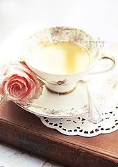 A Cup of Tea for Tea Time!