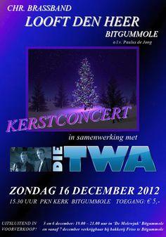 Krystkonsert Looft den Heer en Die Twa