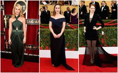 Claire Danes – Marc Jacobs, Emilia Clarke – Donna Karan Atelier, Emma Stone – Christian Dior Couture, see more at: http://www.fashionwearbook.com/screen-actors-guild-awards-2015-in-pictures/