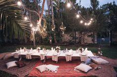 Bohemian Dinner Party | Spell Designs