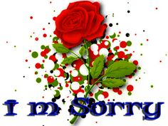Sorry image photo free download