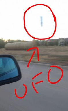 Texas Bright Light Turns Out To Be A UFO | Latest UFO Sightings