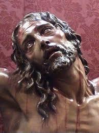 Resultado de imagen para rostros de cristo esculturas