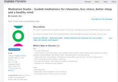 #Neurosculpting #meditations specifically for #FirstResponders now on iTunes with @gaiam. Neurosculpting has been serving First Responders since 2007! https://itunes.apple.com/us/app/meditation-studio/id1066018502?mt=8