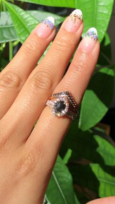 Black Diamond Bands, Halo Diamond, Diamond Rings, Dream Engagement Rings, Rose Gold Engagement Ring, Casual Rings, Traditional Engagement Rings, Unique Rings, Ring Designs