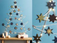 Laissez-vous inspirer par la magie de Noël pour réaliser de vos mains des décorations originales pour la maison. A faire seule ou en famille, ces idées...