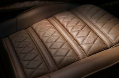 The Hog Ring - Auto Upholstery Community - Diamond Pleat Eterniti Motors Artemis