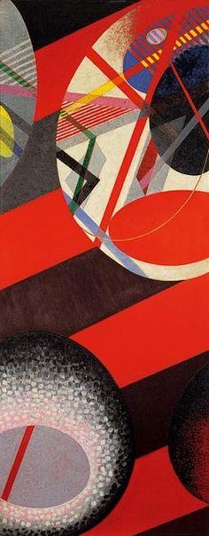 László Moholy-Nagy, CH for R1 Space Modulator, 1942