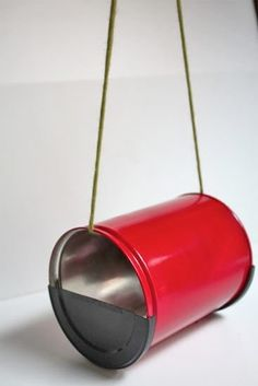 50 Crafts and Projects Using Recycled, Repurposed,  Upcycled Cans