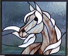 Horse in the wind. I'd love to redo it in black and white!