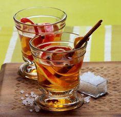 Punsch-Rezept: Heißer Apfelpunsch