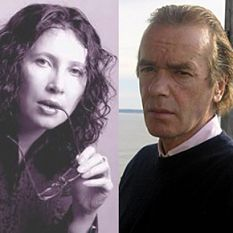 Martin Amis and Olga Slavnikova speak about the current state of #Russian #fiction and the task of #writing about suffering: http://nyr.kr/KVbXCA