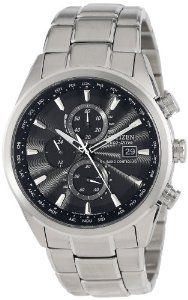 8997e018a3b Amazon.com  Citizen Men s AT8010-58E Stainless Steel Eco-Drive Dress Watch   Watches