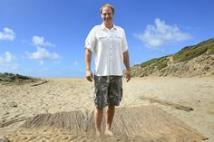 Be prepared for the beach and wear a Natural Border shirt.  #Beachwear  #BeachAttire