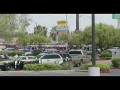 Five dead in Las Vegas shootings