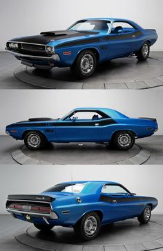 1970 Dodge Challenger T/A 340 Six-Pack.: