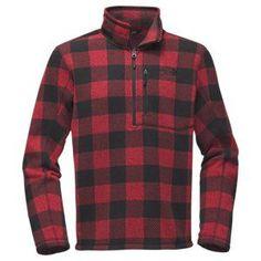 The North Face Novelty Gordon Lyons 1/4-Zip Pullover for Men -