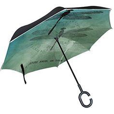10f24625a879 Inverted umbrella= umbrella= windproof= reverse= umbrellas= for ...