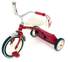Kids' Tricycles - Classic Flyer by Kettler 12 Retro Trike -- Be sure to check out this awesome product.