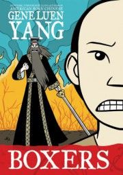 Boxers by Gene Luen Yang appears on the 10-12th grade booklist for the 2017 EF. The National Ambassador of Literature for Young People will be one of our guests.